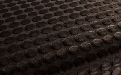 Viscose Polyester Meubelstof Kinetic Dot