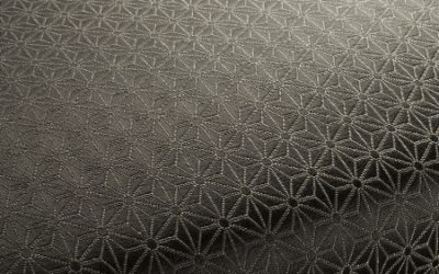 Polyester Katoenen Meubelstof Foresight