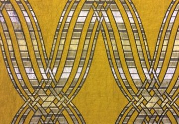 Linnen Polyester Meubelstof Lalique